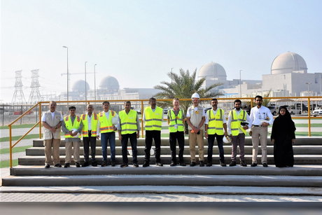 Fanr board reviews Barakah Nuclear Energy Plant in Abu Dhabi