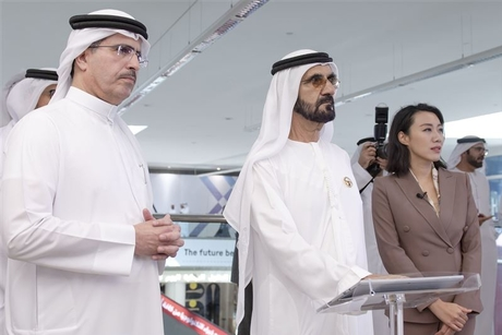 HH Sheikh Mohammed launches innovation labs to boost key sectors
