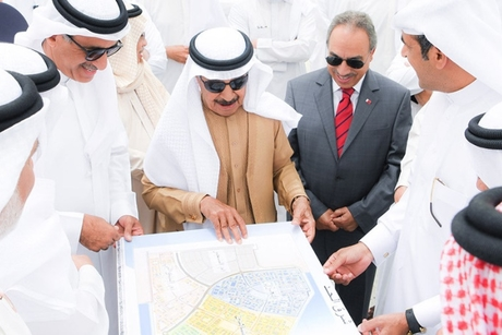 Bahrain's HRH Prince Khalifa calls for more sustainable cities