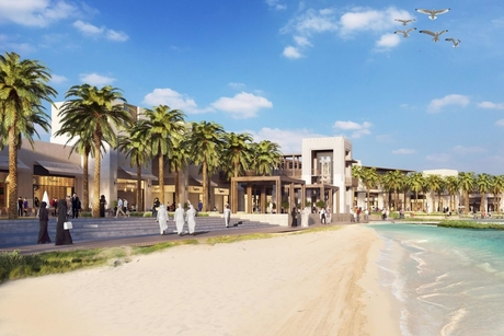Eagle Hills awards MJM main works contract for Kalba Waterfront mall