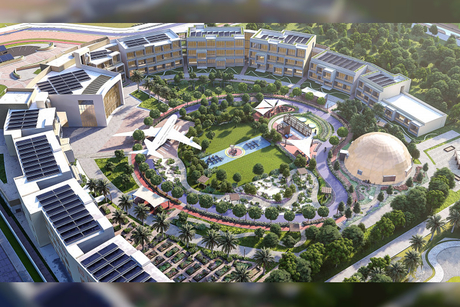 Dubai's Sustainable City reveals 32km2 rehab centre worth $54.5m