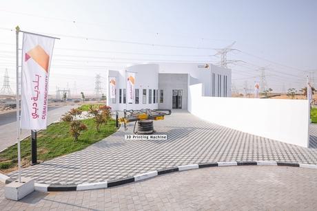 ECC, Dubai Municipality behind world's largest 3D printed project