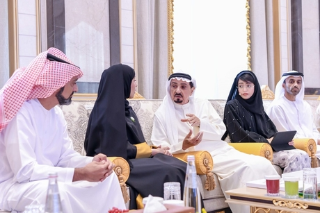 Ajman Ruler offers housing to widows, people of determination