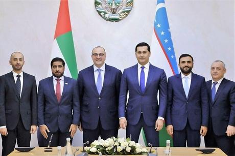 Uzbekistan, Masdar ink deal to develop 100MW solar project