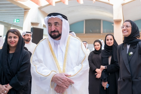 Sharjah Ruler inaugurates Architecture Triennial