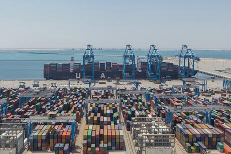 Abu Dhabi Ports reveals $1.08bn expansion projects at Khalifa Port