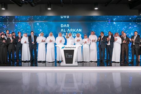 Saudi's Dar Al Arkan rings Nasdaq Dubai bell to mark $600m sukuk