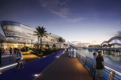 Abu Dhabi's Al Qana reveals 8,000m2 The Bridge wellness hub