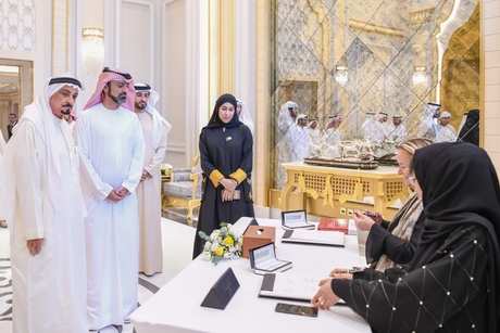 Sheikh Humaid Al Nuaimi launches Ajman Census 2020 project