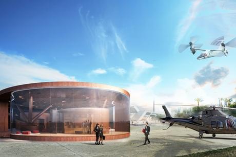 Falcon Aviation, Italy's Leonardo to open rotorcraft terminal in Dubai
