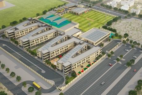 PICTURES: Al Hikma to build Khalifa City's Raha Int'l School