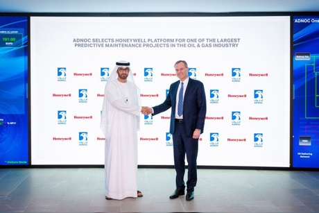 Adnoc, Honeywell ink 10-year deal for AI-powered maintenance project