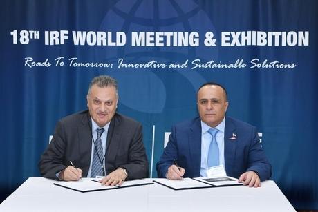 Dubai's RTA to host International Road Federation event in Nov. 2021