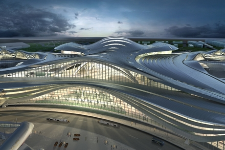 Nas, Airport Dimensions win Abu Dhabi's Midfield Terminal contract