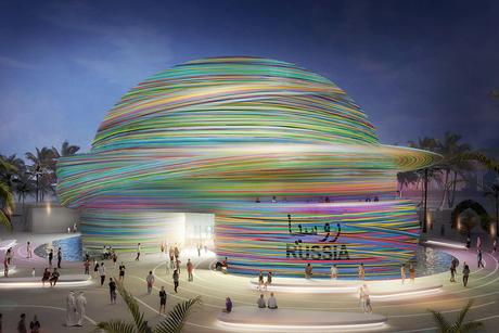 EXCLUSIVE: Crocus International builds Russia Expo 2020 pavilion