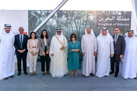 Foundation stone laid for 2,000m2 Bahrain Pavilion at Expo 2020 site