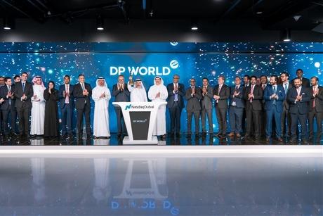 DP World's Sultan bin Sulayem rings Nasdaq Dubai bell for sukuks, bonds