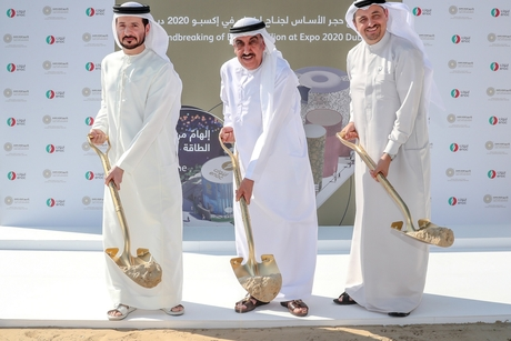 Work begins on Expo 2020 Dubai's Enoc Pavilion, to complete in July'20