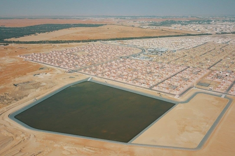 PICTURES: Musanada's $13.6m Jebel Hafeet, Ain Al Fayda water projects