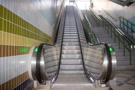 Thyssenkrupp equips five Cairo metro stations with 69 escalators