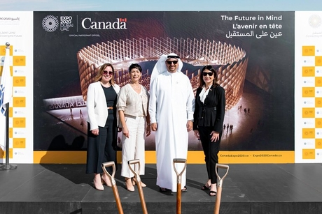 Ground broken on Expo 2020 Dubai's Canada Pavilion
