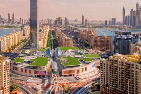 Dubai's $326.7m Nakheel Mall opens in Palm Jumeirah