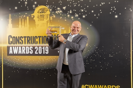 CW Awards 2019: Jean Pierre Hamel wins Project Manager of the Year