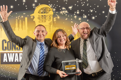 CW Awards 2019: Kier wins Health and Safety Initiative of the Year