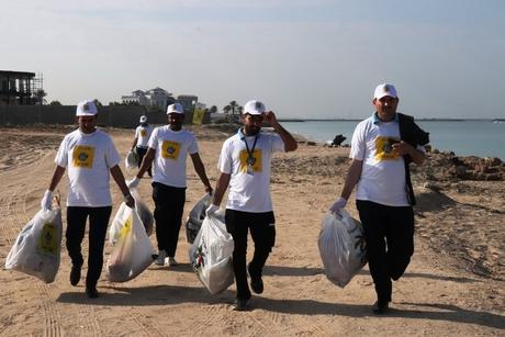 Clean Up UAE campaign gathers 3 tonnes of waste in Umm Al Quwain