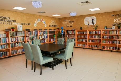 Imdaad, Wasl Properties launch library in Dubai's Al Hudaiaba