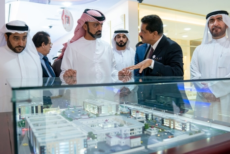 Crown Prince of Ajman unveils UAE's $272.3m Thumbay Medicity