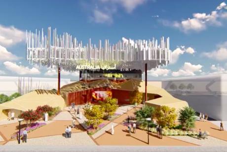 VIDEO: Design of Expo 2020 Dubai's Australia Pavilion revealed
