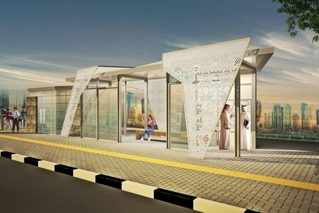 Dubai's RTA calls private firms for construction of 1,500 bus shelters