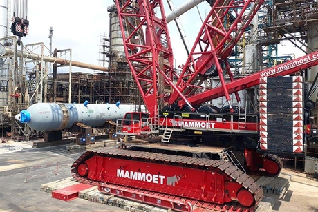 L&T awards Orpic's Sohar Refinery revamp contract to Mammoet
