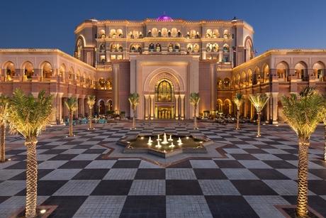 Mandarin Oriental Hotel Group to manage 394-key Emirates Palace