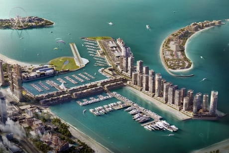 Dubai Harbour assigns D-Marin Dubai to operate 1,100-berth marina