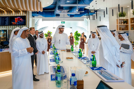 ADNOC reveals next-gen Oasis store at Abu Dhabi's Corniche Road