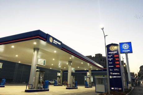 Manaseer, AIG to open gas stations at Queen Alia Int'l Airport premises