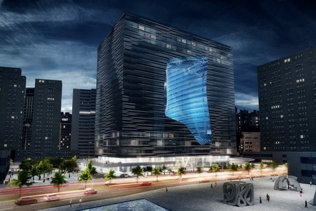 Zaha Hadid-designed The Opus's ME Dubai to open in February 2020