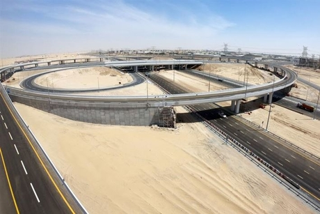 RTA opens Phase 6 of roads leading to Expo 2020 Dubai site