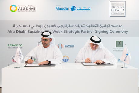 ADPower inks partnership with Masdar for Sustainability Week