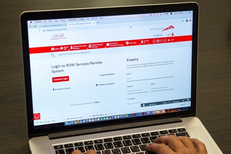 RTA's e-system hosts geospatial database, online engineering plans