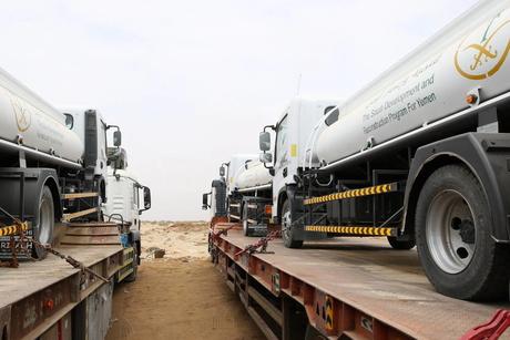 Saudi's SDRPY backs development projects in Yemen's Al-Jawf