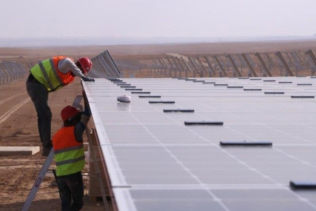 Masdar hits 1 million LTI-free hours at Jordan's Baynouna Solar Park
