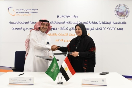 Saudi Electricity Co, Egypt's EETC ink consulting services contract