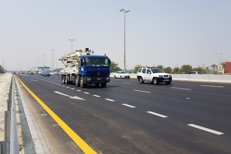 Work on Bahrain's $4.5m Shaikh Isa bin Salman Highway complete
