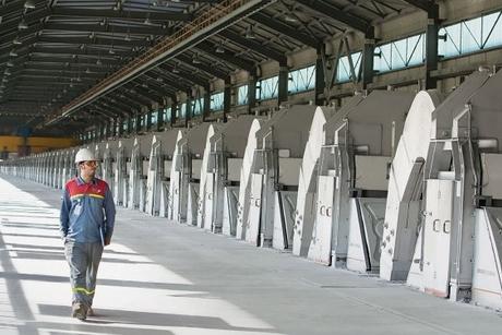 UAE's EGA provides technology for Alba's Line 6 Expansion project