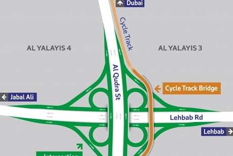 VIDEO: Dubai's RTA opens Al Qudra-Lehbab Roads project to traffic