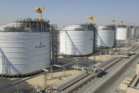 Operations begin at KNPC's clean diesel production unit in Kuwait