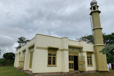 UAE's Dar Al Ber society opens mosque in East Africa's Uganda
